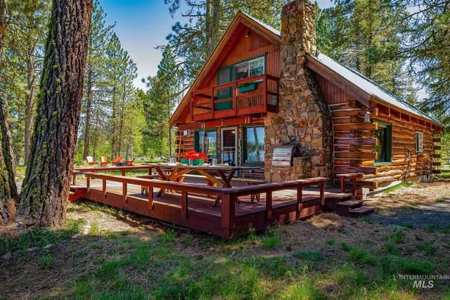 170 Shadows Trail, Donnelly, ID 83615 (MLS #98768593) :: Jon Gosche Real Estate, LLC