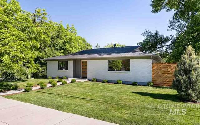 4298 W Catalpa, Boise, ID 83703 (MLS #98768599) :: Boise River Realty