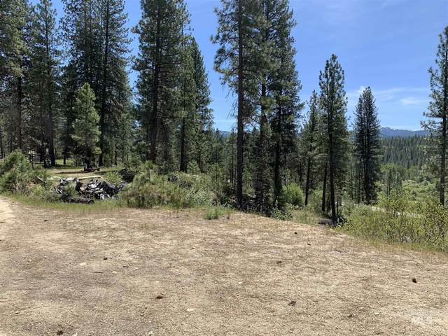 3960 Hwy 21, Idaho City, ID 83631 (MLS #98768606) :: Jon Gosche Real Estate, LLC