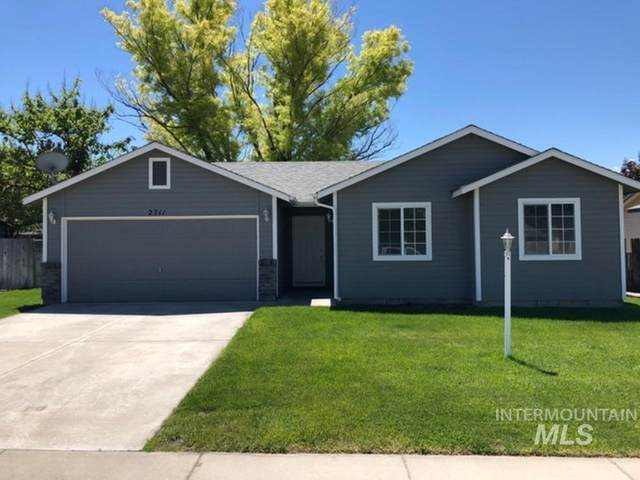2711 Oak Pl, Nampa, ID 83687 (MLS #98768620) :: Haith Real Estate Team