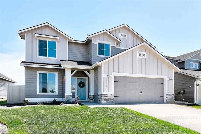 1412 W Crooked River Dr, Meridian, ID 83642 (MLS #98768629) :: Idaho Real Estate Pros