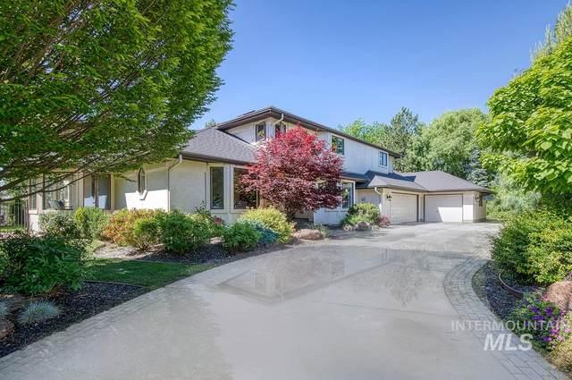 5053 N Leather Pl, Boise, ID 83713 (MLS #98768642) :: Boise River Realty