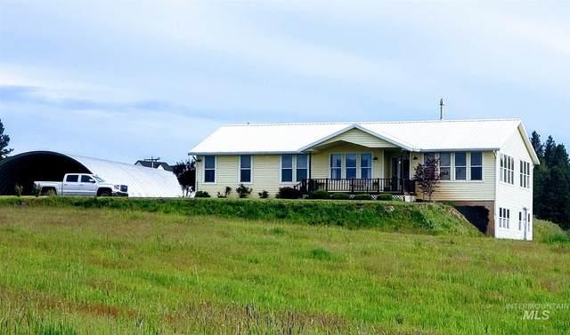 1065 Nicholson Rd., Potlatch, ID 83855 (MLS #98768644) :: Haith Real Estate Team