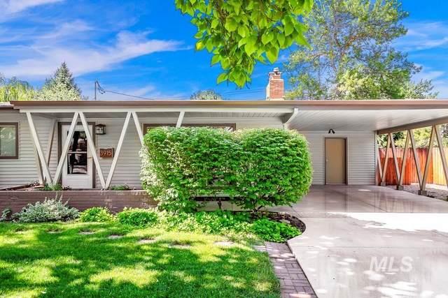 3915 W Greenbrier Dr, Boise, ID 83705 (MLS #98768646) :: Boise Home Pros