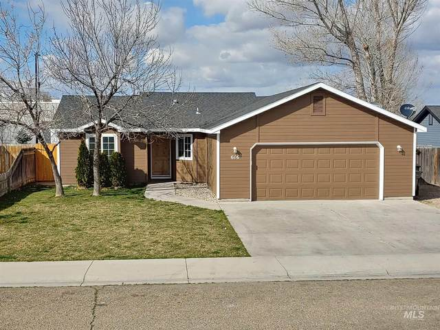 616 Clover St, Caldwell, ID 83607 (MLS #98768654) :: Jon Gosche Real Estate, LLC