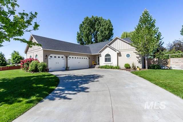 25 S Rolling Green, Nampa, ID 83687 (MLS #98768687) :: Haith Real Estate Team