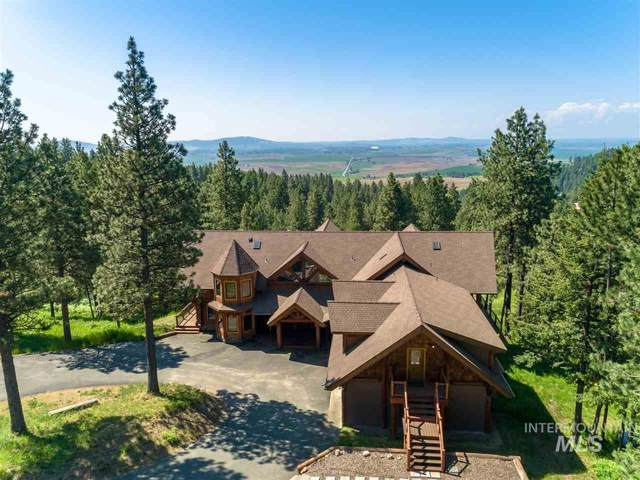 1050 Greenview Lane, Moscow, ID 83843 (MLS #98768707) :: Boise Valley Real Estate