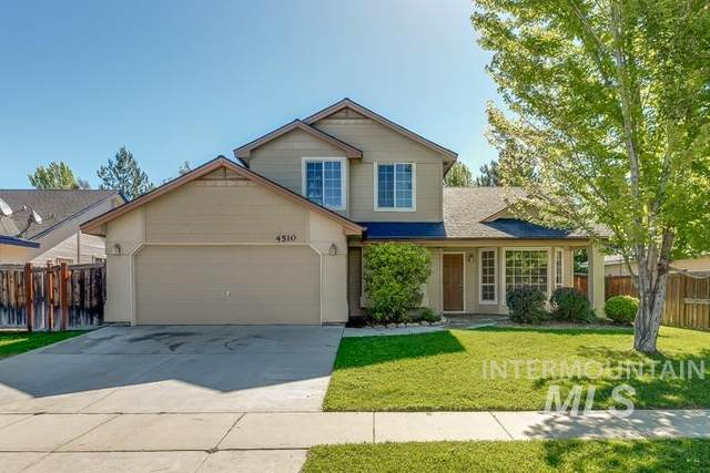 4510 N Bright Angel Ave, Meridian, ID 83642 (MLS #98768709) :: Idaho Real Estate Pros