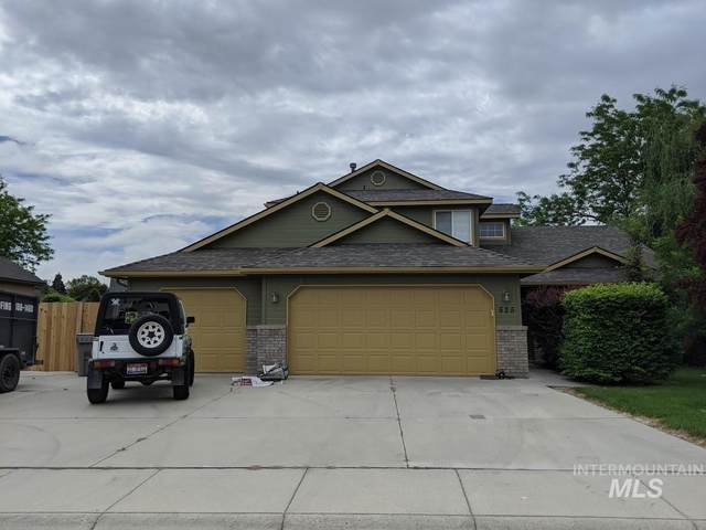 525 Crosspoint Ave., Nampa, ID 83686 (MLS #98768715) :: Navigate Real Estate