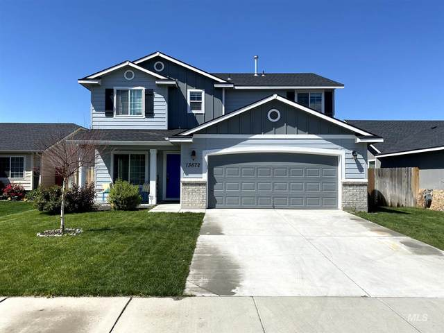 13672 Key West Street, Caldwell, ID 83607 (MLS #98768724) :: Jon Gosche Real Estate, LLC