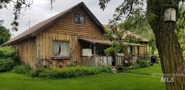 259 Cottonwood Creek Road, Stites, ID 83552 (MLS #98768735) :: Boise Home Pros
