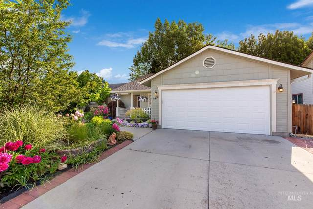 3408 S Coleridge Place, Boise, ID 83706 (MLS #98768738) :: Navigate Real Estate