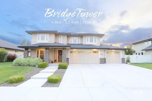 2218 W Verona Drive, Meridian, ID 83646 (MLS #98768757) :: Navigate Real Estate