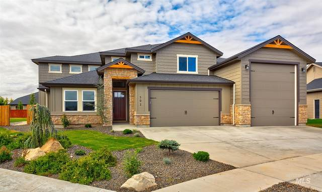 5302 S Montague Way, Meridian, ID 83642 (MLS #98768759) :: City of Trees Real Estate