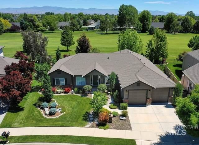 2802 N Silverleaf Way, Meridian, ID 83646 (MLS #98768779) :: Idaho Real Estate Pros
