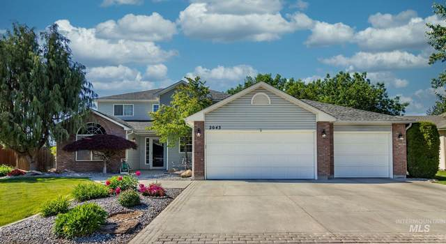 2043 W Santa Clara Dr, Meridian, ID 83642 (MLS #98768780) :: Navigate Real Estate