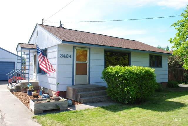 3434 10th Street, Lewiston, ID 83501 (MLS #98768783) :: Jon Gosche Real Estate, LLC