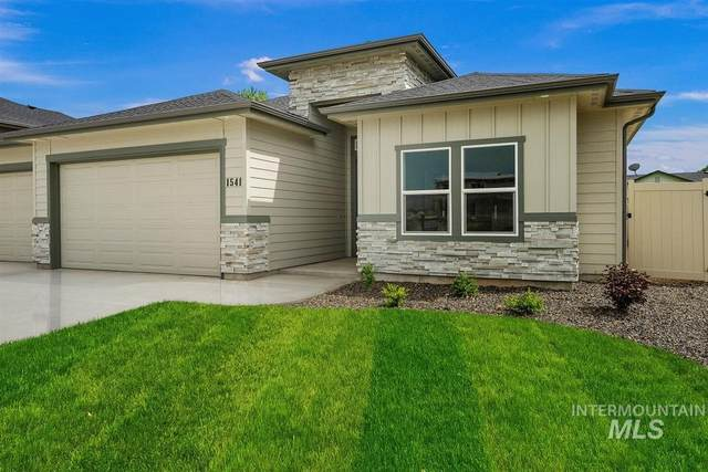 1541 W Cerulean St, Kuna, ID 83634 (MLS #98768802) :: Navigate Real Estate