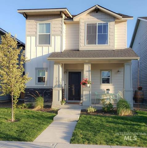 733 E Springloyd, Meridian, ID 83642 (MLS #98768806) :: Jon Gosche Real Estate, LLC