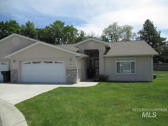 523 Spencer Circle, Burley, ID 83318 (MLS #98768809) :: Beasley Realty