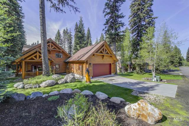 1170 Majestic View Drive, Mccall, ID 83638 (MLS #98768812) :: Navigate Real Estate
