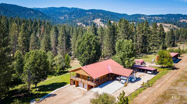 17 Old Mill Road, Boise, ID 83716 (MLS #98768857) :: Jon Gosche Real Estate, LLC