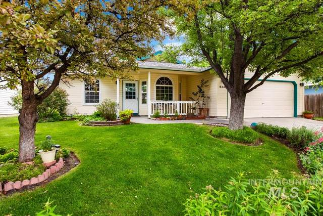 5246 S Yarrow Ave, Boise, ID 83716 (MLS #98768864) :: Story Real Estate