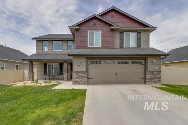 931 N Center Way, Star, ID 83669 (MLS #98768871) :: Michael Ryan Real Estate