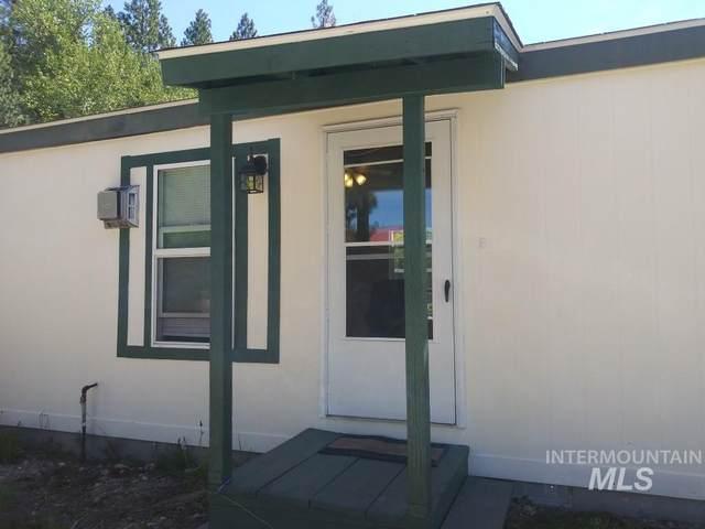 120 Bear Run Road, Idaho City, ID 83631 (MLS #98768880) :: Jon Gosche Real Estate, LLC