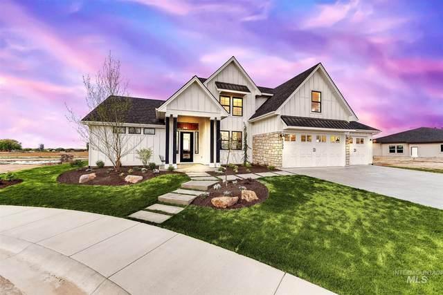 5311 N Palio, Meridian, ID 83646 (MLS #98768900) :: Jon Gosche Real Estate, LLC