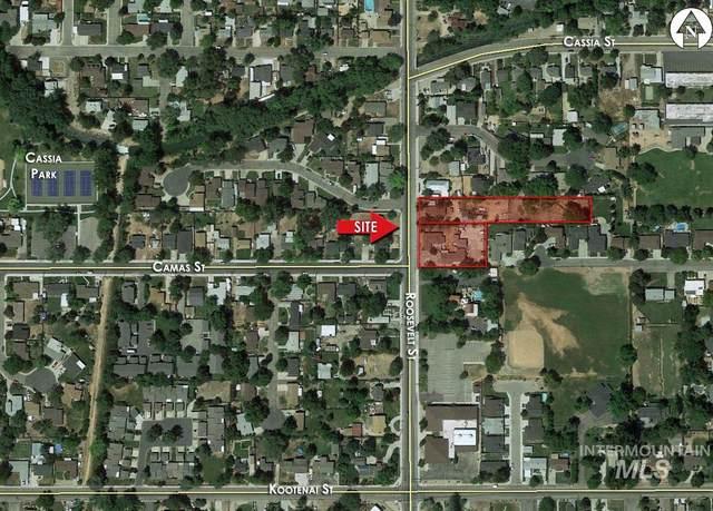 916 & 920 S Roosevelt Street, Boise, ID 83705 (MLS #98768916) :: Minegar Gamble Premier Real Estate Services