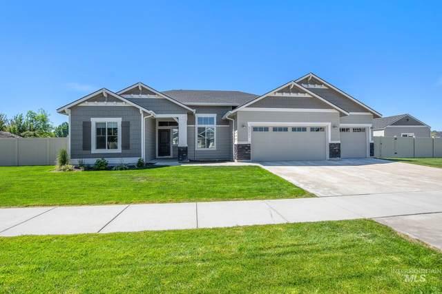9625 W Burnett, Boise, ID 83709 (MLS #98768919) :: Minegar Gamble Premier Real Estate Services