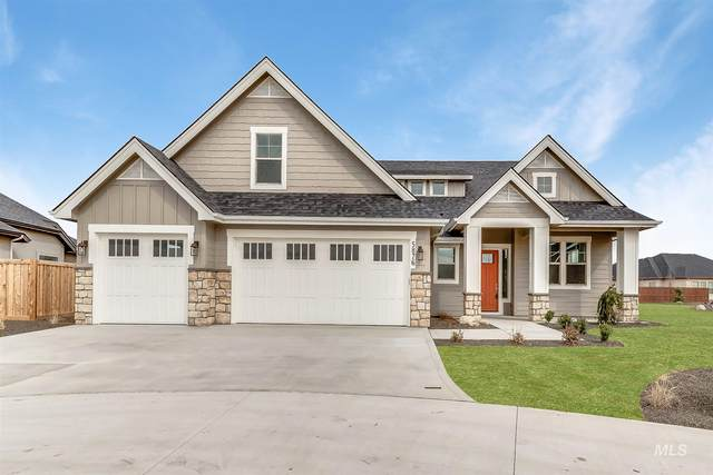 4356 W Ravenna, Meridian, ID 83646 (MLS #98768927) :: Minegar Gamble Premier Real Estate Services