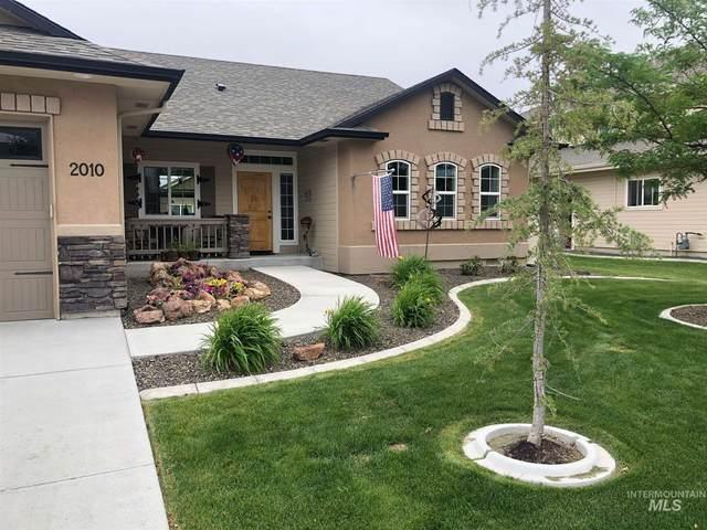 2010 S Ledgestone Ave, Nampa, ID 83686 (MLS #98768950) :: Jon Gosche Real Estate, LLC