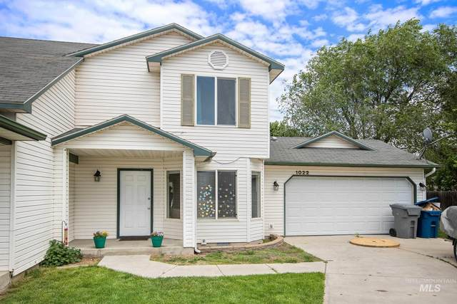 1022 Amethyst, Nampa, ID 83686 (MLS #98768957) :: Boise River Realty