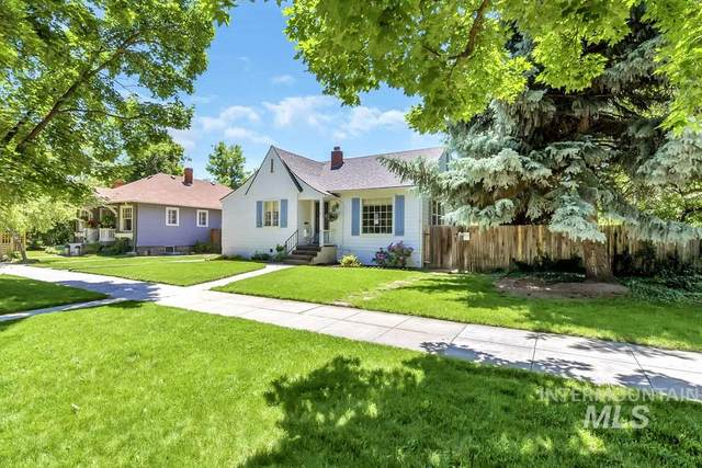 815 E Jefferson St, Boise, ID 83712 (MLS #98768969) :: Jon Gosche Real Estate, LLC