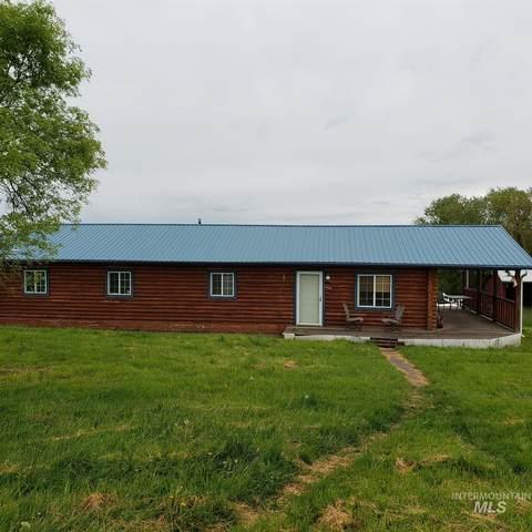 258 Denver Cemetery Road, Grangeville, ID 83530 (MLS #98768970) :: Boise Home Pros