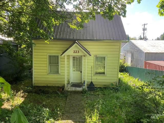 223 N Washington, Moscow, ID 83843 (MLS #98768977) :: Story Real Estate