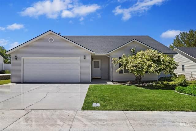 1604 Dana St, Twin Falls, ID 83301 (MLS #98769015) :: Silvercreek Realty Group