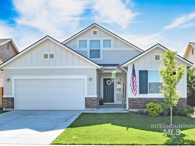 18436 Spicebush Ave, Nampa, ID 83687 (MLS #98769051) :: Minegar Gamble Premier Real Estate Services