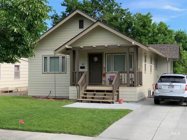 1537 9th Ave E, Twin Falls, ID 83301 (MLS #98769054) :: Silvercreek Realty Group