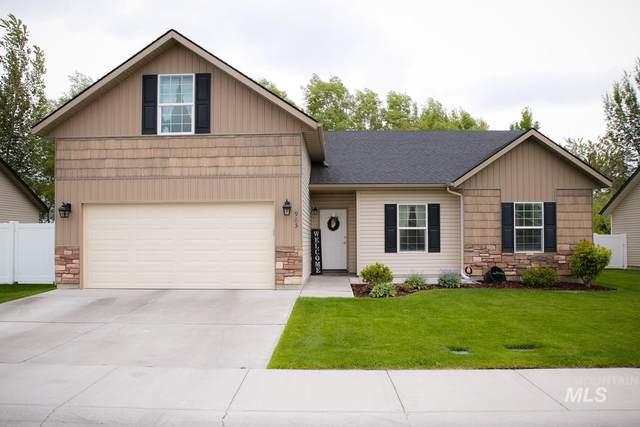 983 Borah Ave W, Twin Falls, ID 83301 (MLS #98769055) :: Silvercreek Realty Group
