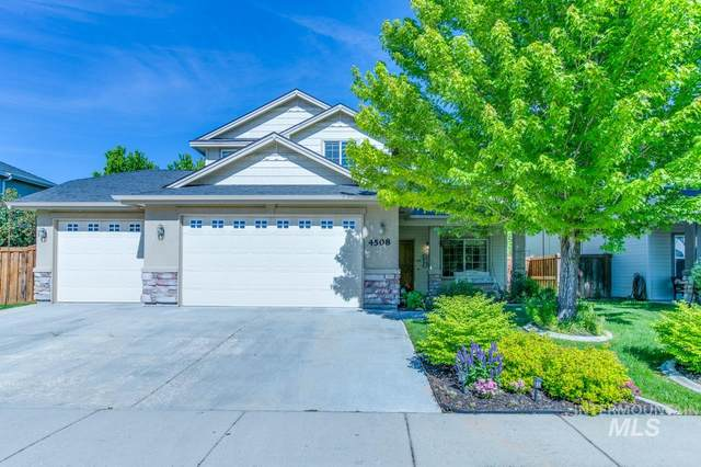 4508 N Heritage View Ave, Meridian, ID 83646 (MLS #98769063) :: Silvercreek Realty Group