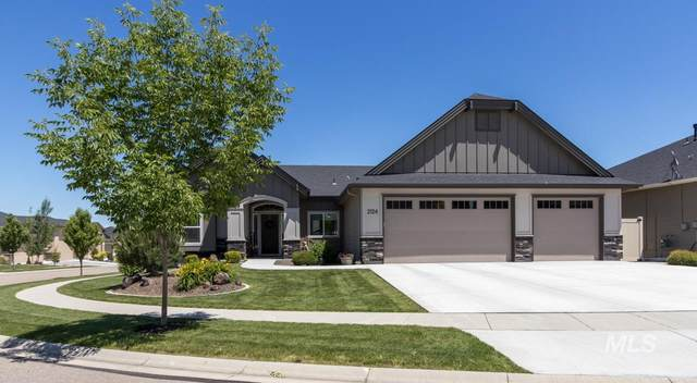 2124 S Herron Dr, Nampa, ID 83686 (MLS #98769080) :: Boise Home Pros