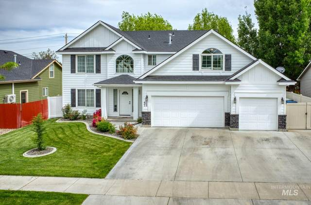4372 E Burgundy Drive, Nampa, ID 83686 (MLS #98769084) :: Silvercreek Realty Group