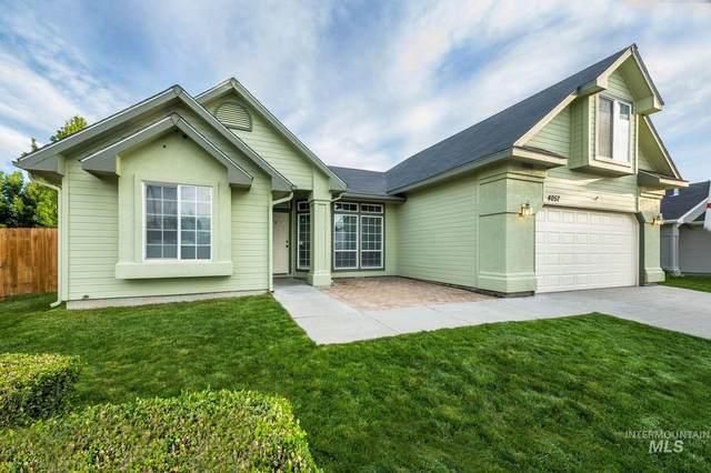 4057 W Bedrock, Meridian, ID 83646 (MLS #98769086) :: Boise River Realty