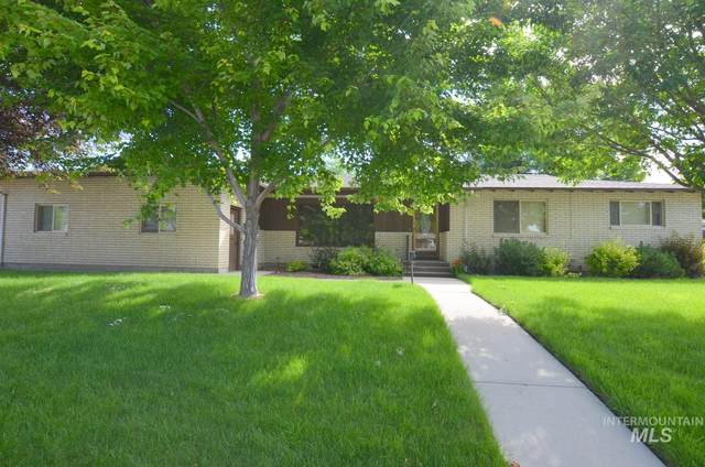 8510 W Brynwood Drive, Boise, ID 83704 (MLS #98769089) :: Silvercreek Realty Group