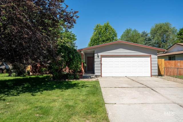2855 N Manchester Pl, Boise, ID 83704 (MLS #98769094) :: Michael Ryan Real Estate