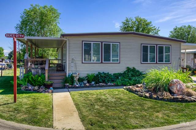 384 W Silver City, Boise, ID 83713 (MLS #98769120) :: Michael Ryan Real Estate