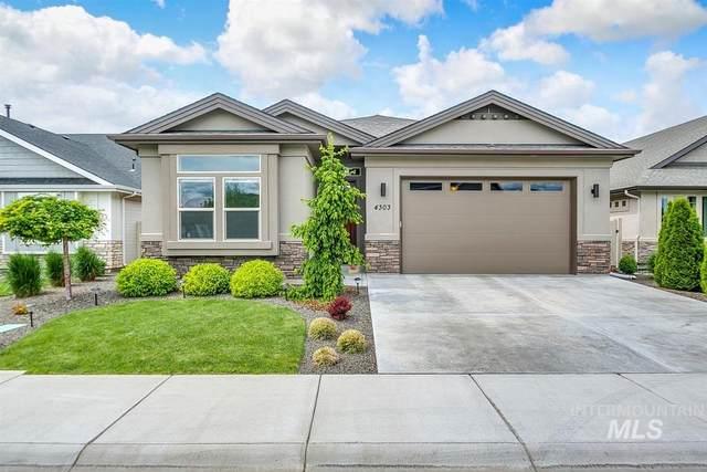 4303 Metallic Way, Boise, ID 83709 (MLS #98769122) :: Boise Home Pros